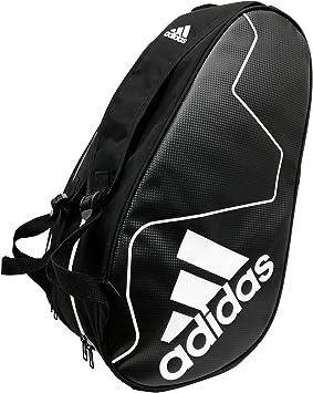 adidas Paletero pádel Carbon Control Black/White: Amazon.es: Deportes y aire libre