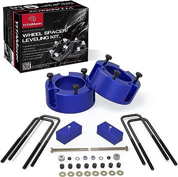 """For 2005-2020 Tacoma 6-Lug 2WD 4WD Black Billet Rear 2/"""" Leveling Lift Kit"""