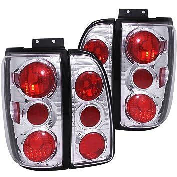Taillight Taillamp Right Passenger Side Rear Brake Light for 98-02 Navigator