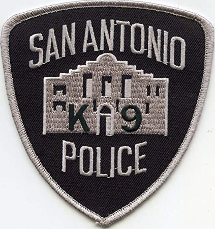 SAN ANTONIO TEXAS TX GANG UNIT POLICE PATCH