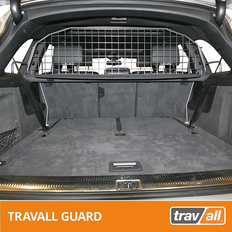 Travall® Guard Hundegitter TDG1354 – Maßgeschneidertes Trenngitter in Original Qualität