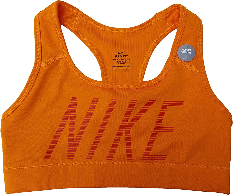Nike brassière Pro XL Orange Vif