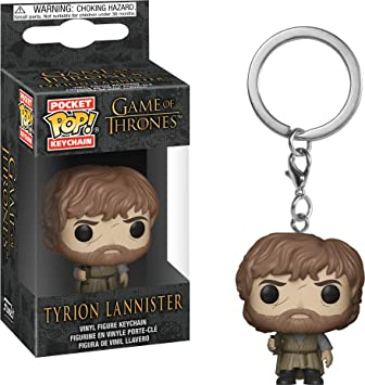 Amazon.com: Funko Pop Keychain: Game of Thrones - Tyrion ...