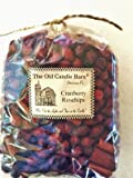 Cranberry Rosehips Large Bag - Well Scented Potpourri - Made In USA