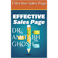 Effective Sales Page: Official Book ,Effective Sales Page (English Edition)