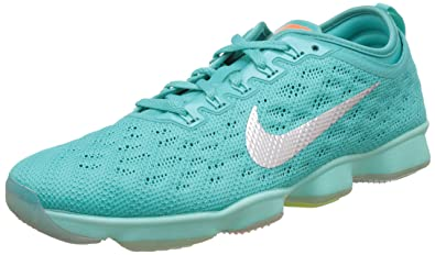 Nike Zoom Fit Agility Sz 11 Womens Cross Training Shoes Green New In Box