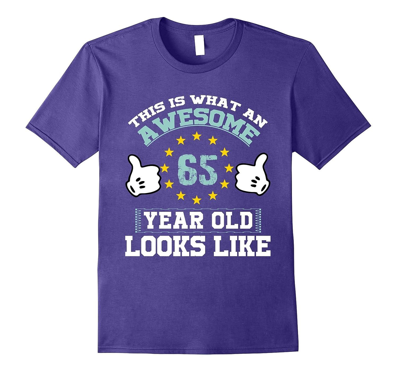 Happy 65th Birthday Gift Ideas T shirt-Art