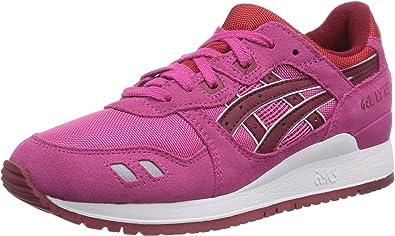 ASICS Gel-Lyte III - Zapatillas De Correr En Montaña para Mujer: Amazon.es: Zapatos y complementos