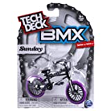 Tech Deck - Build-A-Park - Launch o Quarter Pipe, a BMX Finger Bike (May Vary) and a Bag Bundle