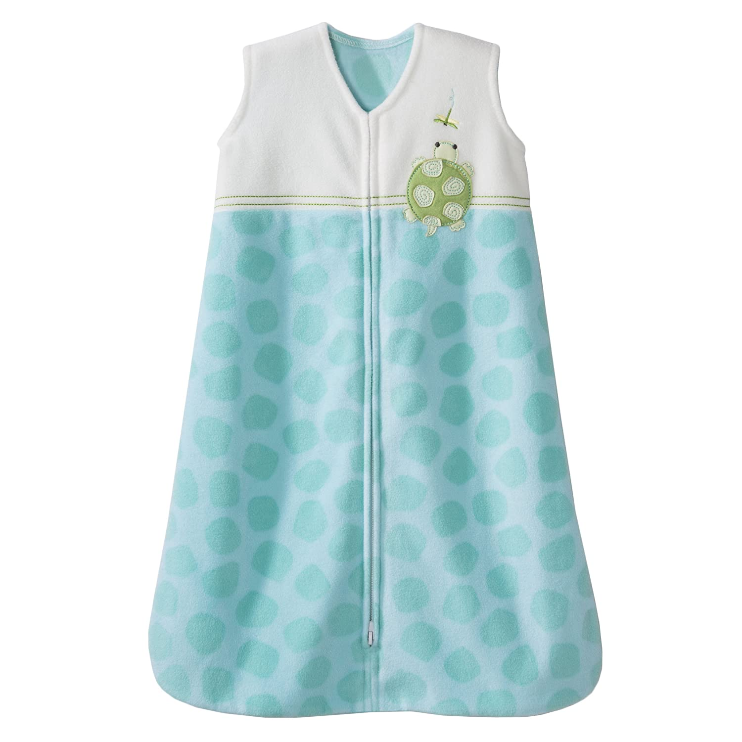 Amazon.com : HALO SleepSack Micro Fleece Wearable Blanket, Green, Small (Discontinued by Manufacturer) : Nursery Blankets : Baby