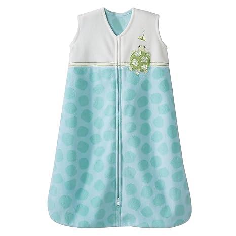 Halo - Saco de dormir para bebé (de forro polar) verde Talla:X