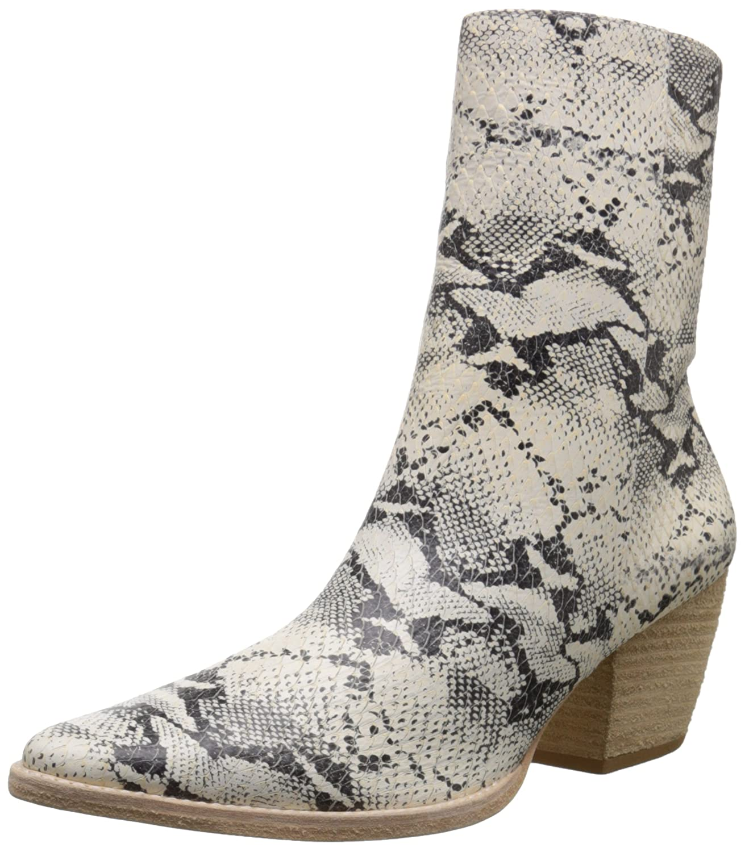 Matisse Women's Caty Boot B015GIV7UC 6.5 B(M) US|Black/White