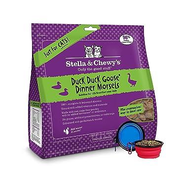 Amazon.com: Stella & Chewy Freeze Dried comida para gatos ...
