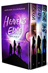 Heavens Edge: 1-3 Kindle Edition
