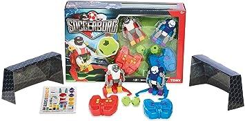 TOMY Soccer Borg Robot Juguetes para niños – Mando a LSM900LED ...