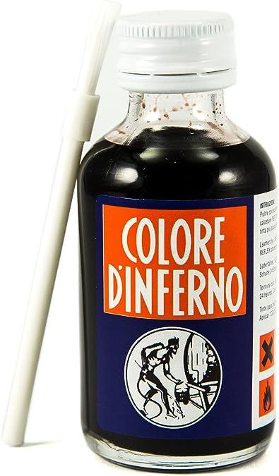 Tinte líquido para piel - Color de infierno - 75 ml
