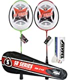 Silver SB 719 Badminton Combo (2 Pieces)