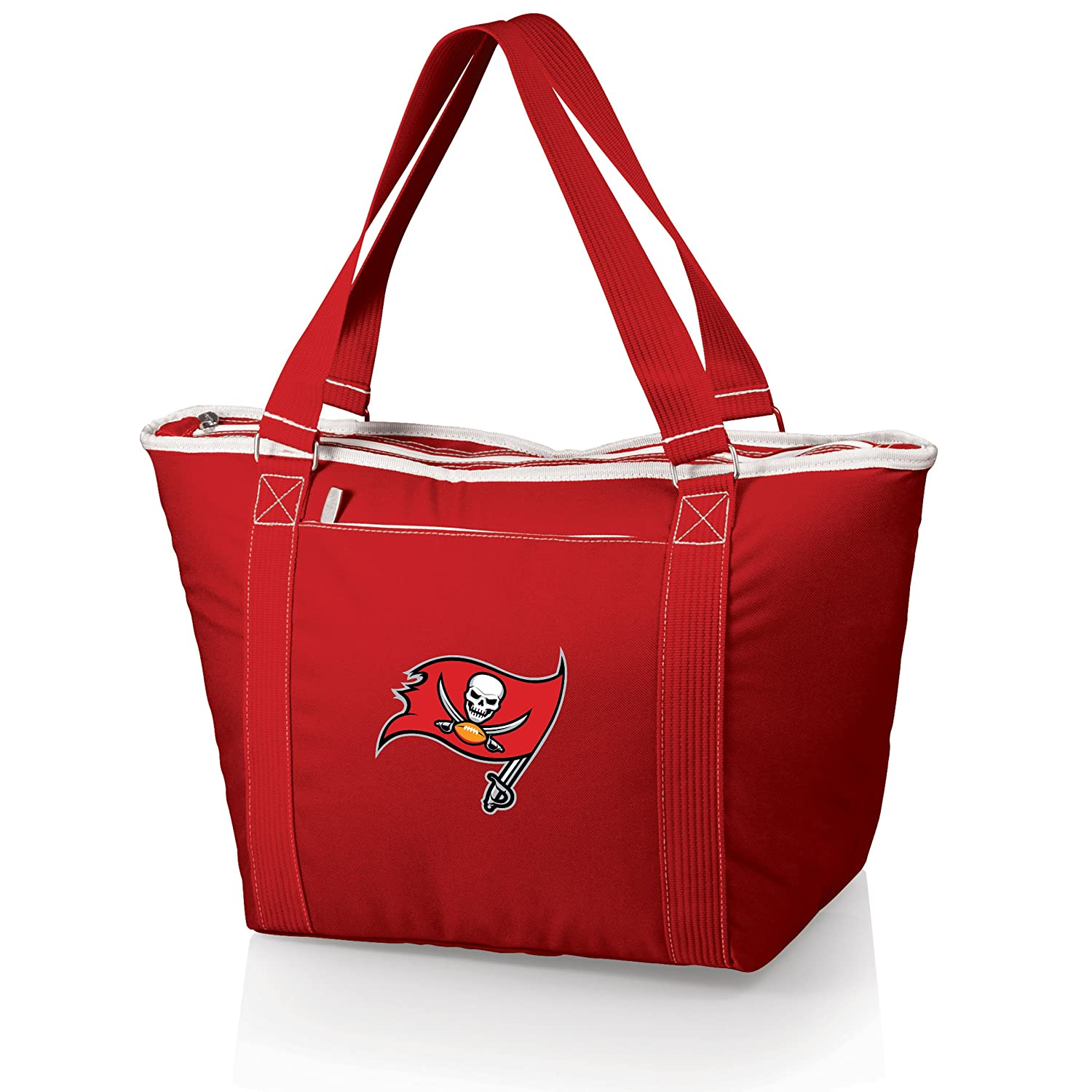 NFL Tampa Bay Buccaneers Topanga Insulated Cooler Tote Red