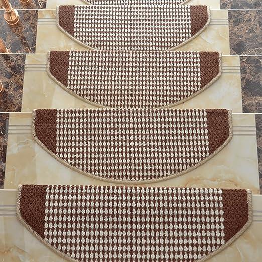 QFFL Escalera Antideslizante Escalera autoportante/Escaleras sin ...
