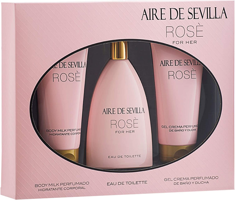 Cl.Aire Sevilla Rose -Estuche-: Amazon.es: Belleza