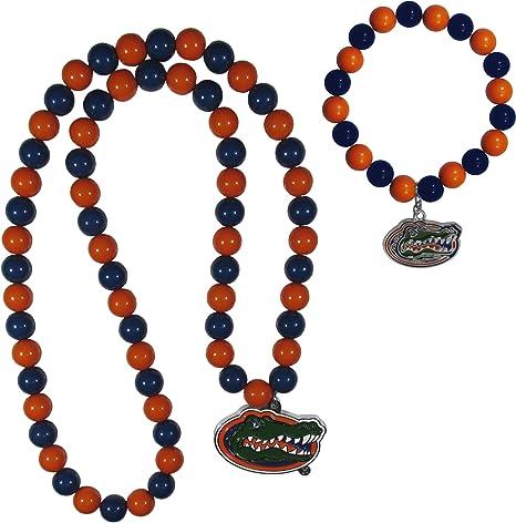 Siskiyou NCAA womens Fan Bead Bracelet