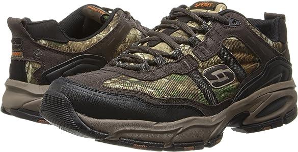 Skechers Sport Vigor 2.0 Herren Sneaker, (Camouflage), 40 EU VMnwP