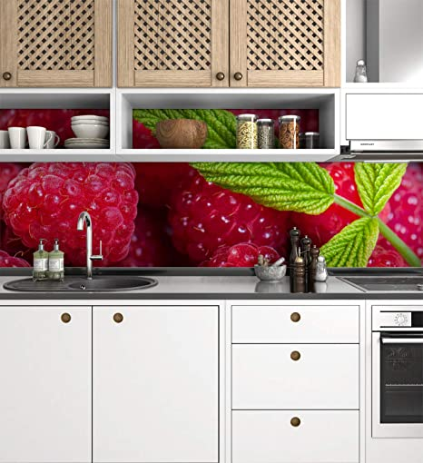 Küchenrückwand Selbstklebende Folie Klebefolie Dekofolie Küche Selbstklebefolie
