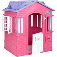 Little Tikes Princess Cape Cottage Playhouse (Pink)