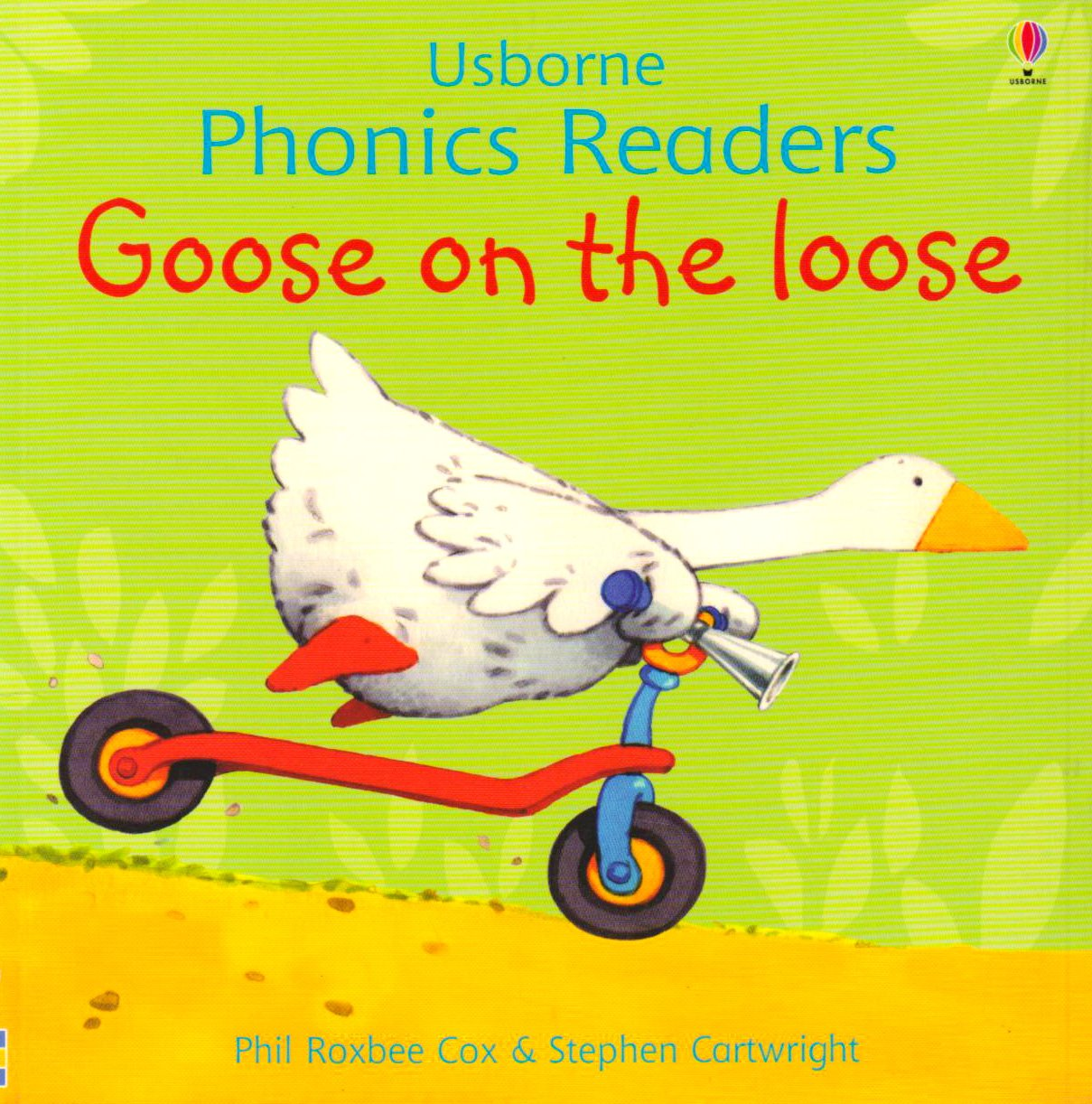 Image result for goose on the loose
