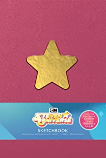 Steven Universe Deluxe Hardcover Blank Sketchbook Rebecca Sugar Edition
