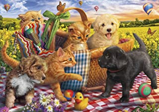 product image for Buffalo Games - Picnic Pals - 300 Large Piece Jigsaw Puzzle