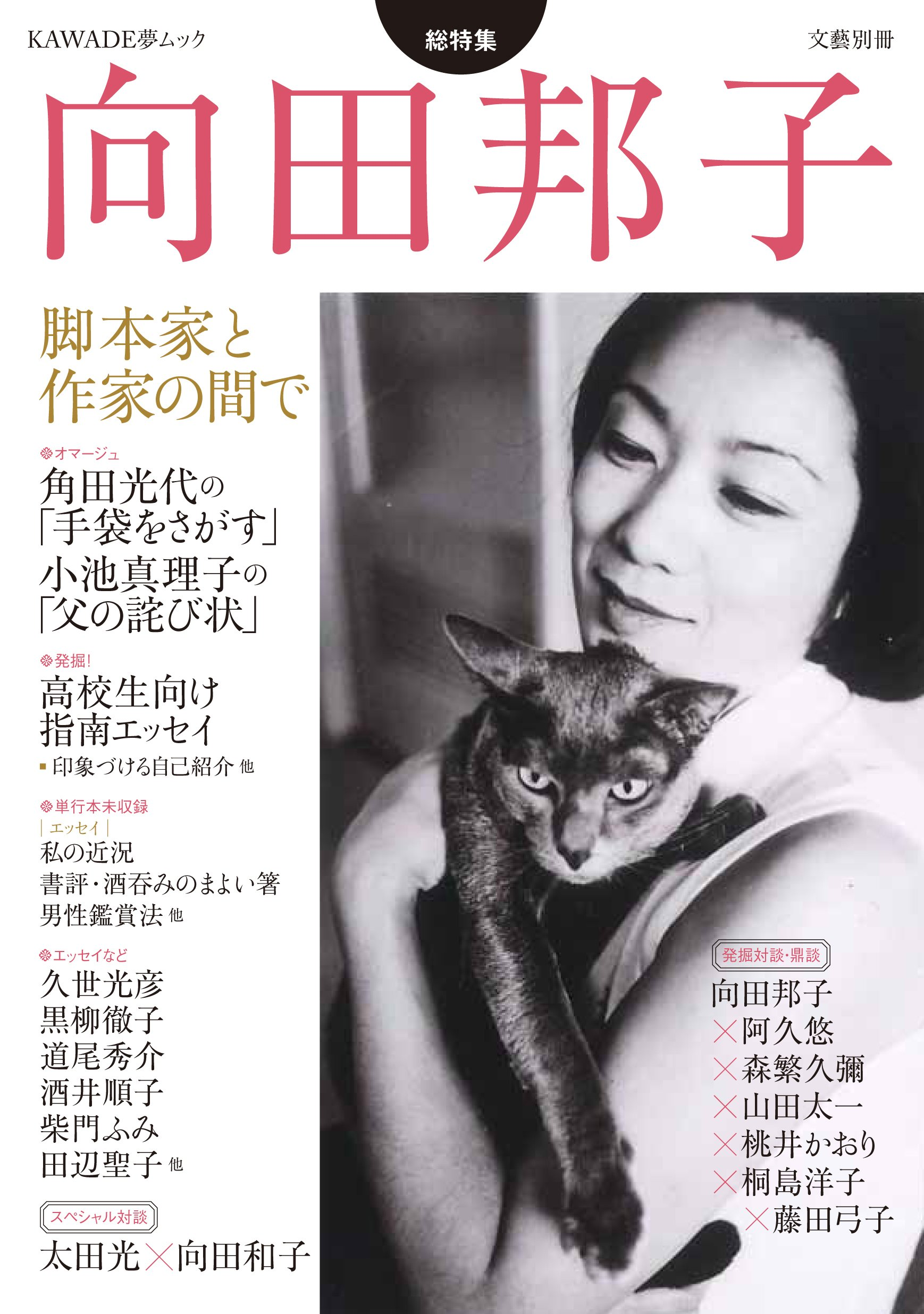 向田邦子 ---脚本家と作家の間で...