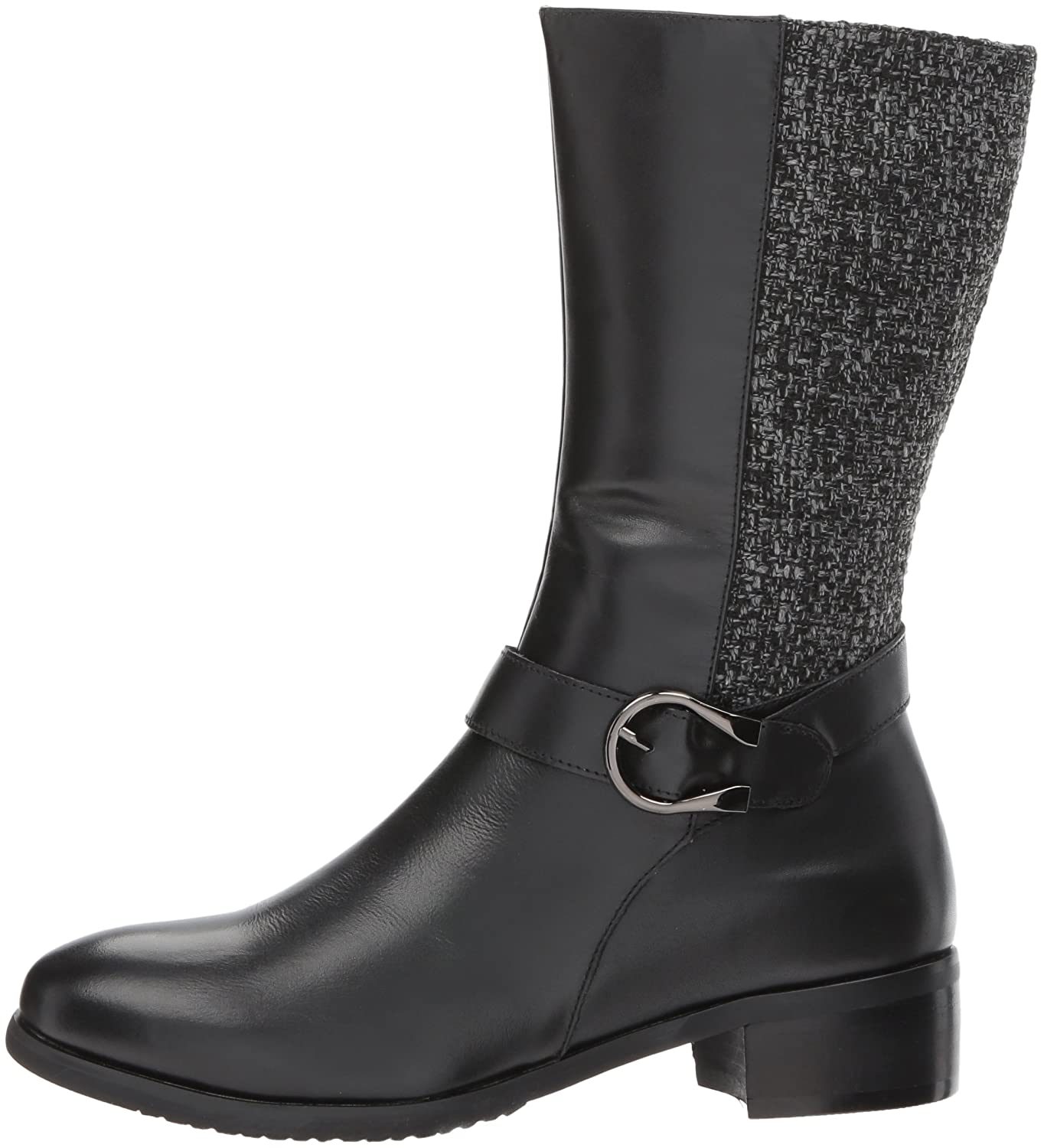 Propét Women's B01NBF4KCR Tessa Riding Boot B01NBF4KCR Women's 9.5 2E US|Black 8e3bdd