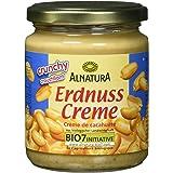 Alnatura Bio Erdnussmus Stückchen, 250 g