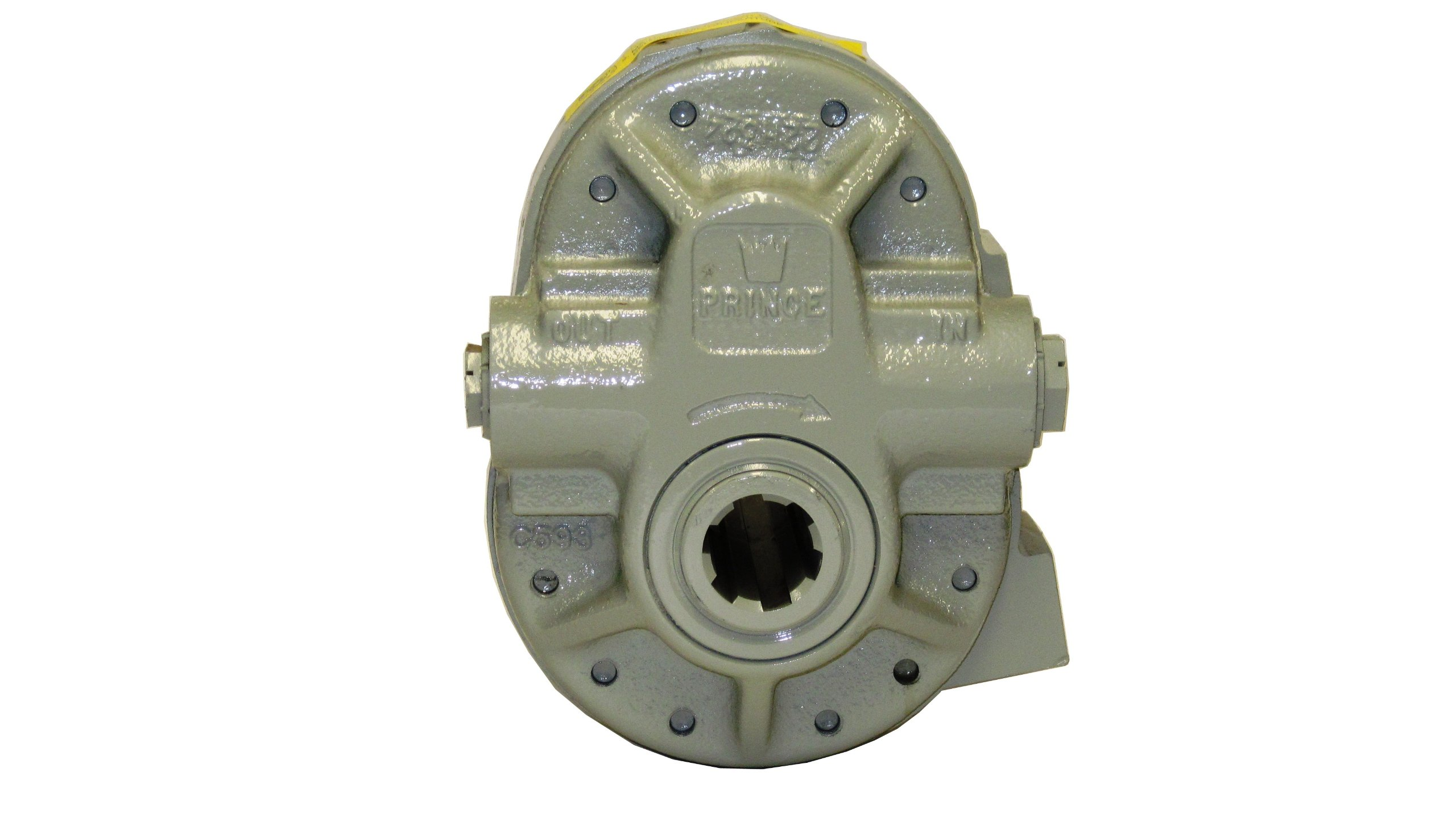 Prince Manufacturing HC-PTO-1AC PTO Pump, Cast Iron by Prince Manufacturing (Image #1)