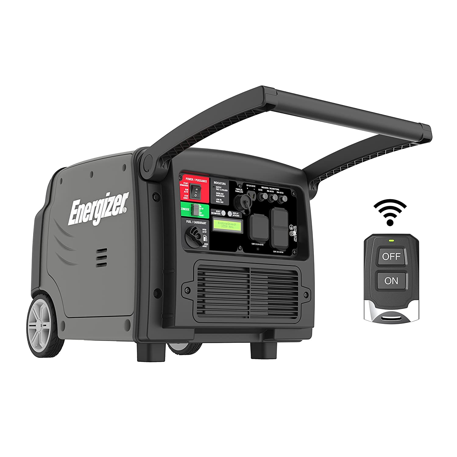 Portable Generator Reviewstop Models For 2019 Energy Gurus Connecting A To Your Home Safely And Effectively Finishing Off Our Round Up Of Some The Best Available Gas Powered Generators Is Model With An Instantly Recognizable Name