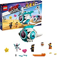 LEGO Movie 2 Sweet Mayhem's Systar Starship! 70830 Playset Toy