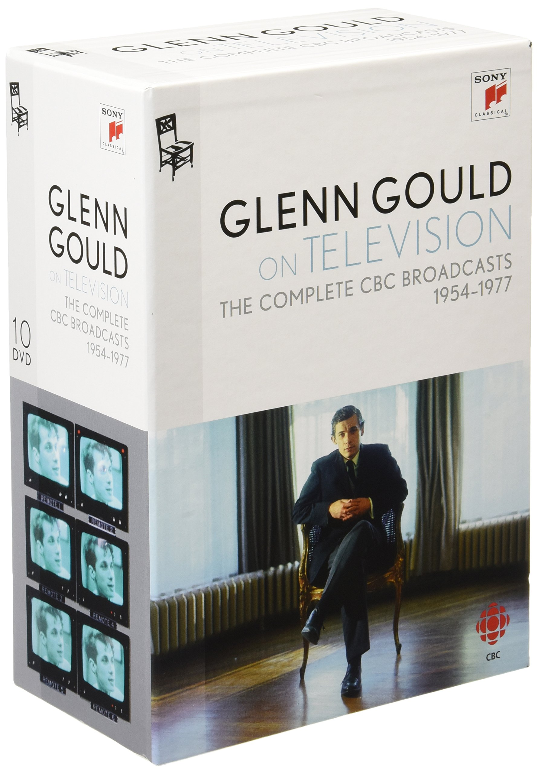 Glenn Gould on Television: The Complete CBC Broadcasts, 1954-1977