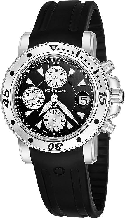 Amazon.com: MONT BLANC Montblanc Sport XXL Automatic ...