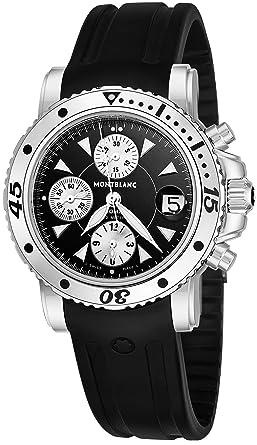Montblanc Sport XXL Automatique chronographe Montre pour Homme 101657