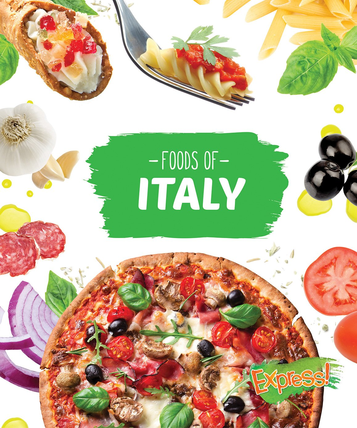 Foods of Italy (Cook with Me)