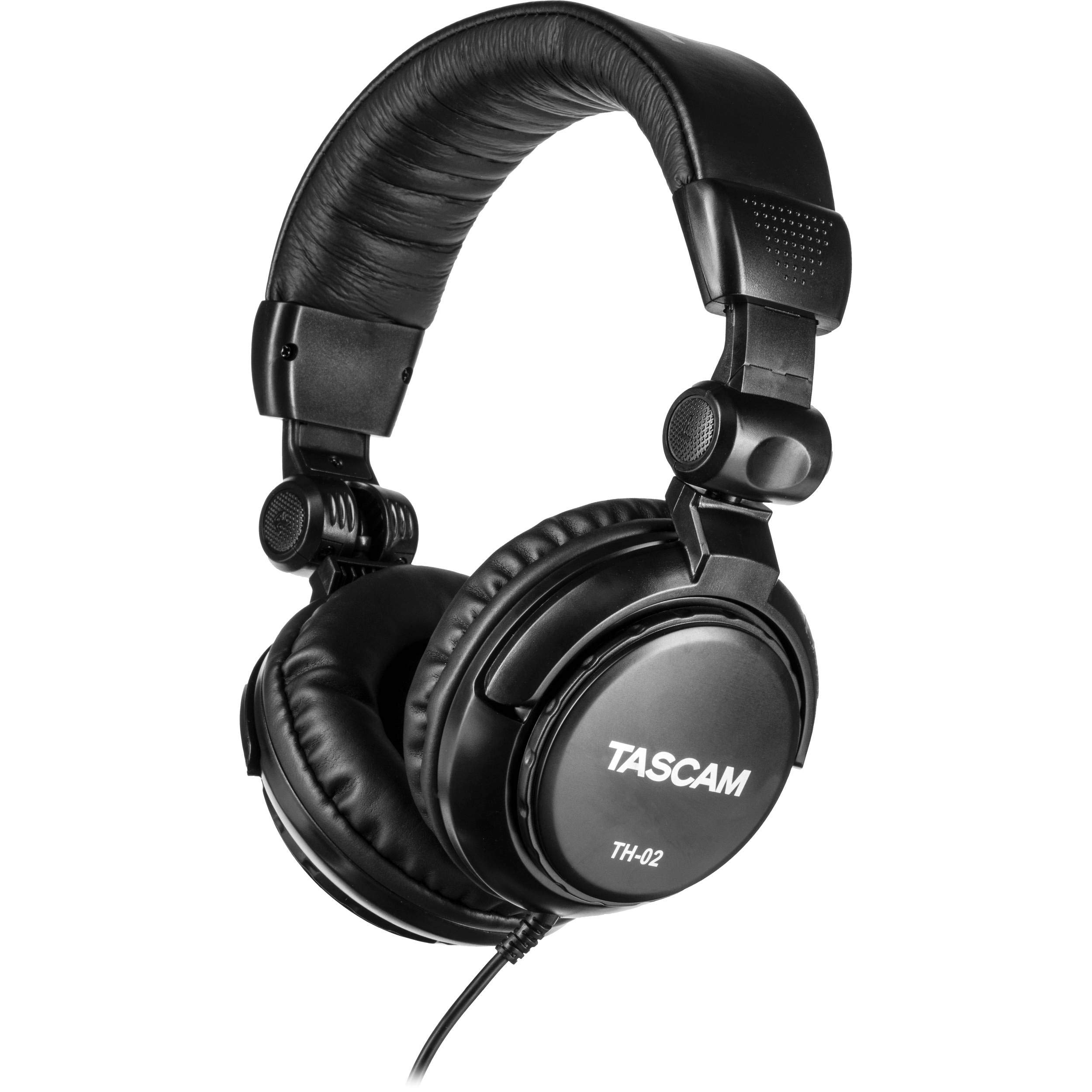 Mackie CR3 3'' Creative Reference Multimedia Monitors Bundle with Mackie Onyx Artist 1-2 USB Audio Interface and Tascam TH-02 Closed Back Studio Headphones by Circuit City (Image #9)