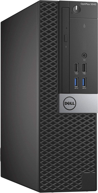 Dell Optiplex 5040 Small Form Desktop, Intel Quad Core i5 6500 3.2Ghz, 8GB DDR3, 256GB NVMe PCIe M.2 SSD, HDMI, Windows 10 Pro (Renewed)
