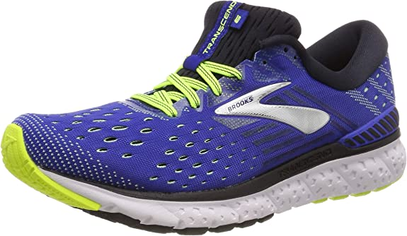 1. Brooks Transcend 6