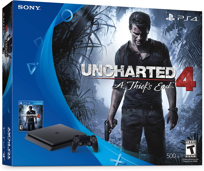 Play Station 4 Slim + 2 Mandos + NBA 2K17 Sony 500 GB (3 pcs): Amazon.es: Videojuegos