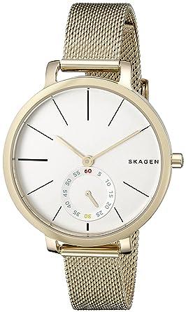 Skagen Reloj con Correa de Metal, para Mujer SKW2436