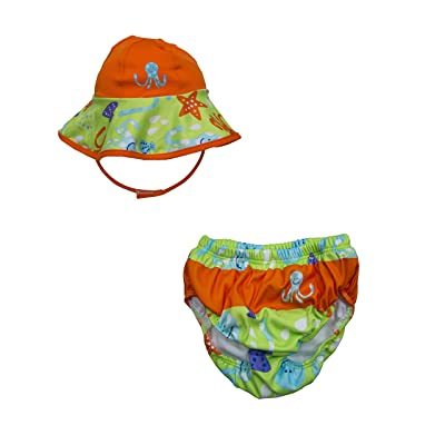 SwimWays Swim Diaper and Hat: Toys & Games