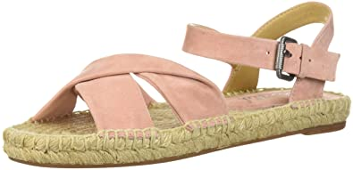 0a3cf9c24934 Splendid Women s FAE Flat Sandal Blush 5.5 Medium US