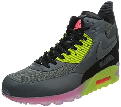Nike Men's Air Max 90 SneakerbootBootsSneakers Shoes