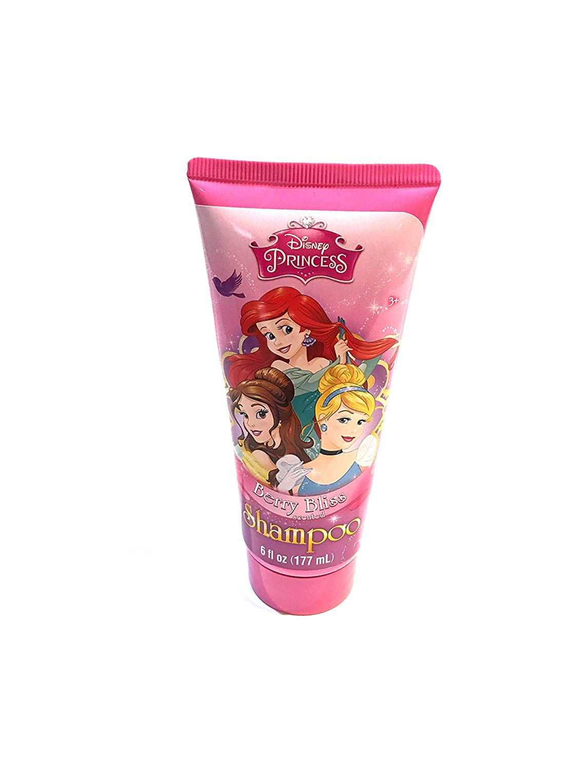 Disney Princess Berry Bliss Scented Shampoo for clChildren Mzb